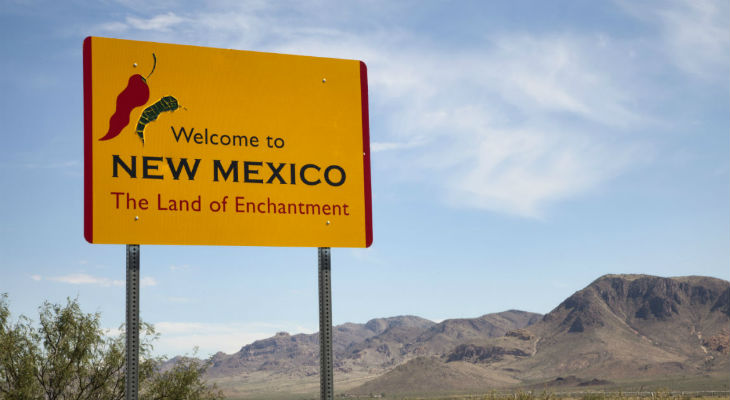 Welcome to New Mexico Sign_730x400